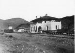 Bahnhofsgebäude Bagtche