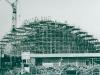 Das Gerüst des Kongresshalle 1957