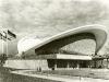 Fertigstellung der Kongresshalle - Nordseite