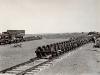 Eisenbahnbau Persien - Probestrecke
