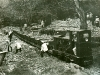 Eisenbahnbau Persien Probestrecke B`schah - Aliabad