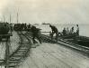 Eisenbahnbau Persien Probestrecke