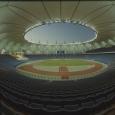 Die fertige Arena