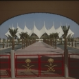 Das fertige König-Fahd-Stadion