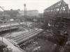 Baugrube Landwehrkanal Linie C