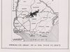 Geografische Lage des Stausees in Uruguay